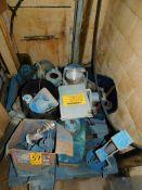 Skid Lot of Machine Parts