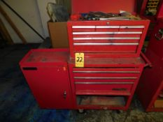 Waterloo Roll Around Tool Chest and Contents