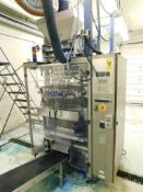Viking Packaging Technologies Model DKO-5 Form, Fill and Seal Machine, s/n 81338, New 2009