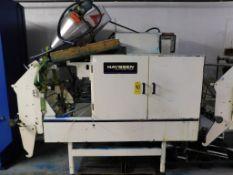 Hayssen Model 12-16 Form Fill & Seal Machine, s/n X16476, New 2000, with All Fill Cerebus Volumetric