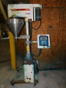 All-Fill Model B400 Filler, s/n 23011, with Cerebus III Computer Control, Loading Fee $50.00