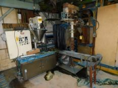 Filler, Parts Machine, and DoBoy Parts Machine, Loading Fee $50.00