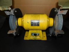 """Central Machiery 8"""" Double End Bench Grinder"""