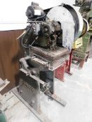 Famco Model 50 1/2A Punch Press, SN P-D7UUU61