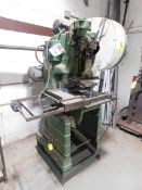 Rousselle Model 2F Punch Press SN 13156