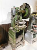 Rousselle Model 2 Punch Press SN NA
