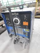 Miller Dialarc 250 AC/DC Welding Power Supply, SN JE895743, 208/230/460 Volt, Single Phase