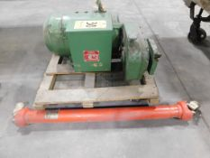 Dayton Model 1W728B Generator, PTO Driven, with Drive Shaft