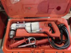 "Milwaukee 1/2"" Right Angle Drill with Case"