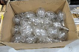 Lot, Loose Industrial Light Bulbs in (1) Gaylord Box
