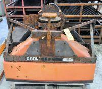 Western Model 1000, Salt Spreader Attachment on (1) Pallet