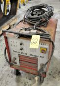 Nelson Series 4900, Model 100, Stud Welder, S/n 040264, with Gun and Leads, Portable