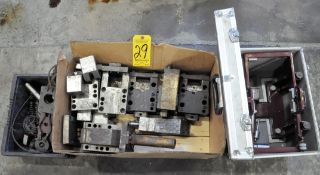 Lot-Fixtures in (3) Containers