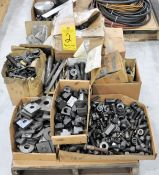 Lot, Hold Down Tooling in (9) Boxes on (1) Pallet