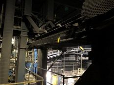 Conveyor CC1 belt to hardening furnaces