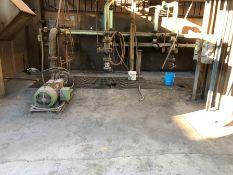 General Shotting Pump, (4) 50 HP Motors