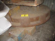"Square D EC & M Division Model 69 Type SH Electromagnet, 69"" Diameter, s/n 9178-40"