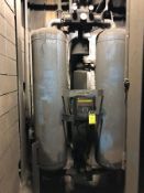 Compressed Air Dryer General Pneumatics midline series heat-les dryer