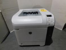 HP Laser Jet 600/M603 Printer, SN JPCCG2C154
