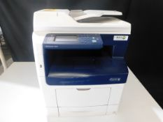 Xerox Work Centre 3615 Multifunction Black and White Copier/Printer, SN A2T377843, Total