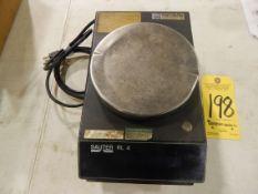 Santer Electronic Scale, Model RL4 4200 Gram Capacity