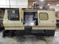 "Monarch Predator CNC Turning Center, 54322, New 1996, Fanuc 21-T CNC Control, 2.5"" Capacity, 20.5"""