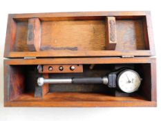 "Boice Dial Bore Gage, Range 1.00-1.50"", Resolution-.0001"""