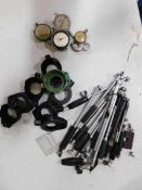 Dial Bore Gage Parts, Tech Lock, Peacock, Scherr-Tumico, Fowler and Mitutoyo