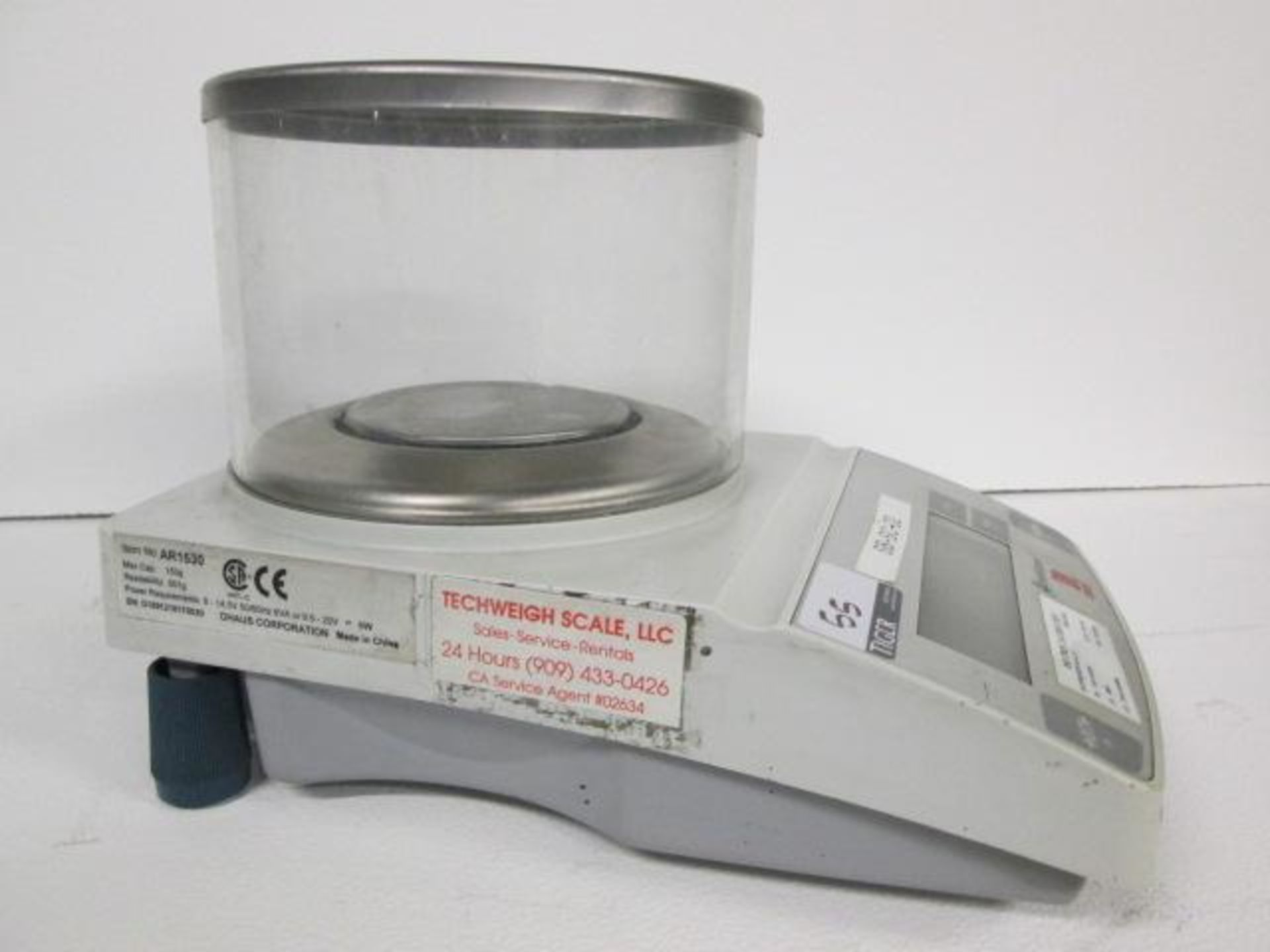 Lot 55 - Digital Balance Scale