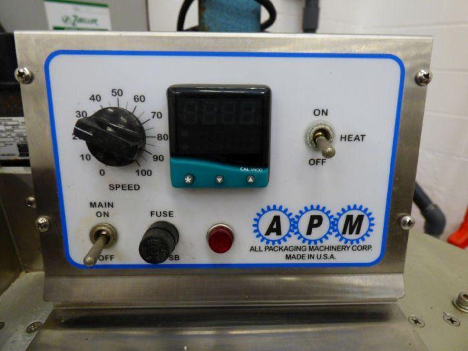 Lot 1102 - APM Conveyorized Band Sealer