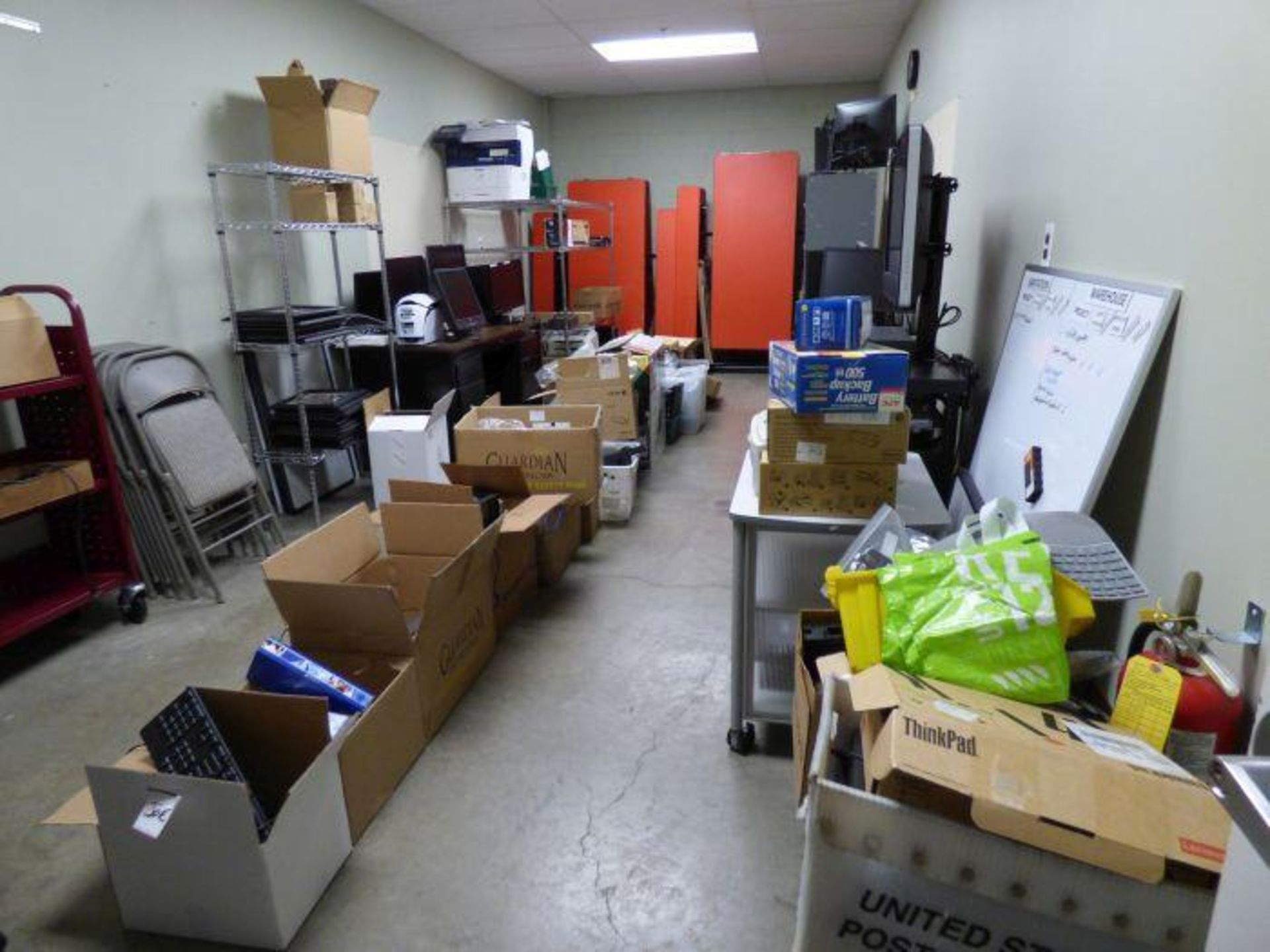 Lot 1397 - Contents Supply Room