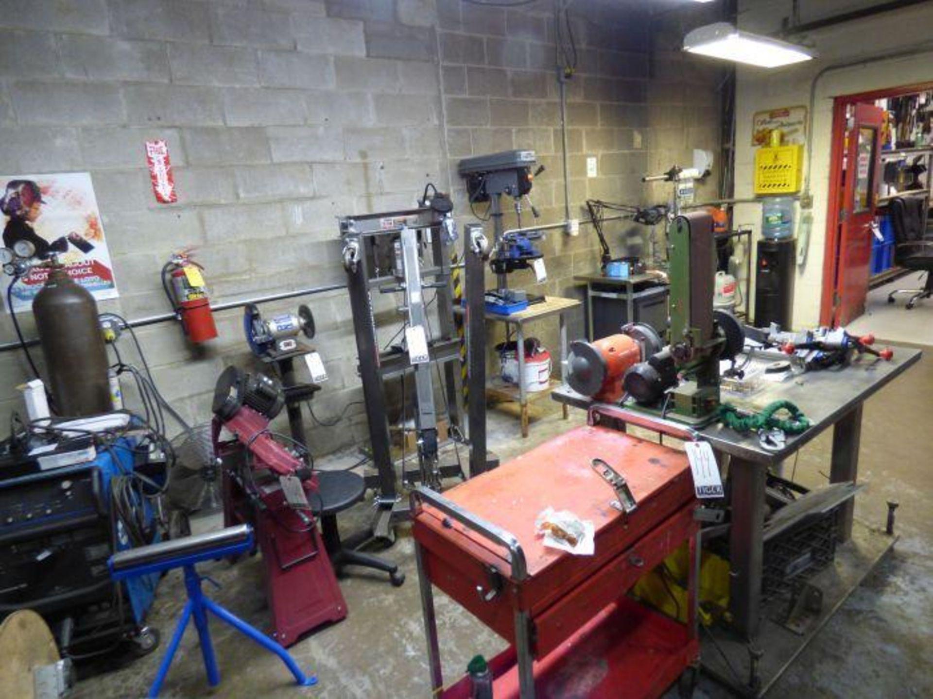 Lot Mechanic Tools
