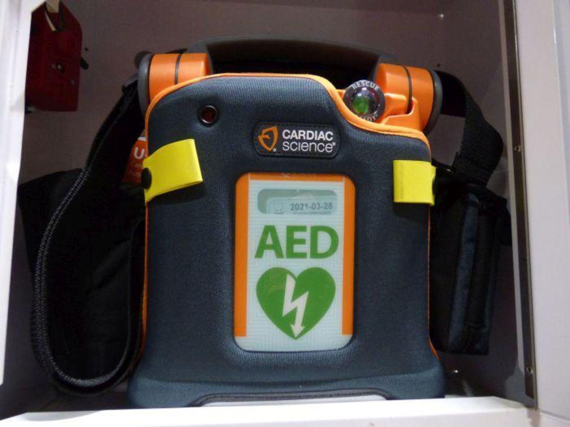 Lot 1151 - AED Cardiac Science