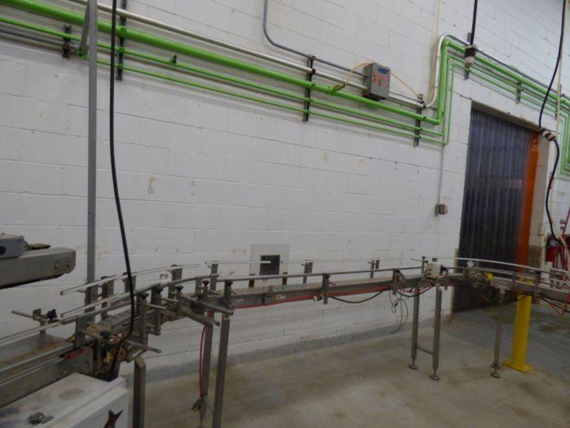 Lot 1254 - Lot of Conveyor Belts