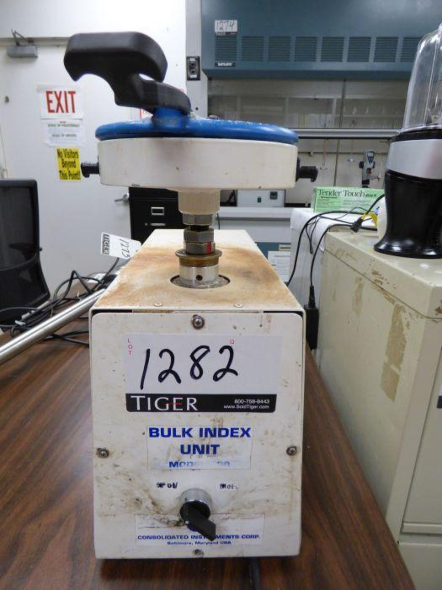 Lot 1282 - Consolidated Instruments Corp. Bulk Index Unit