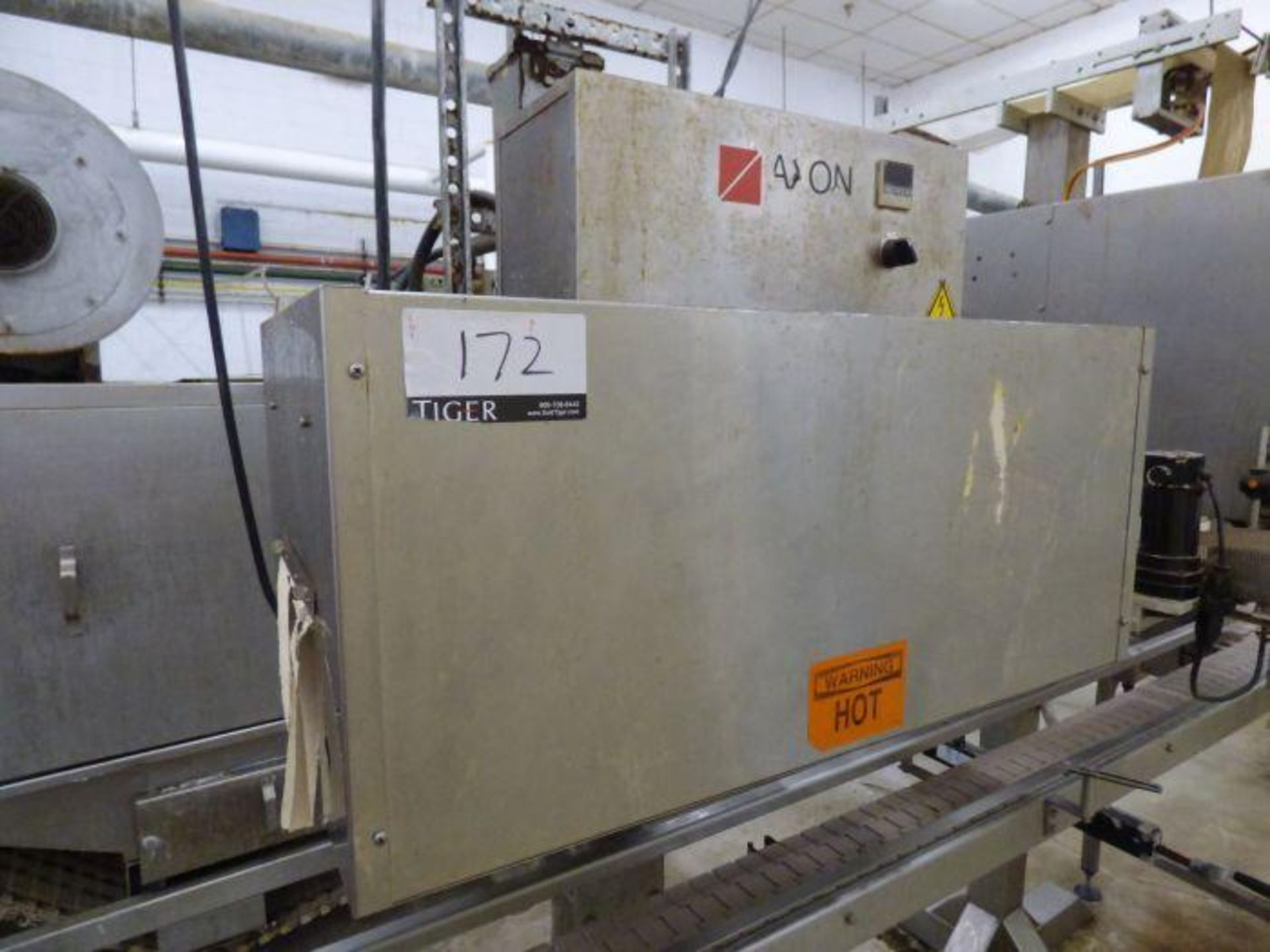 Axion Corp. Stainless Steel Shrink Tunnel - Image 4 of 4