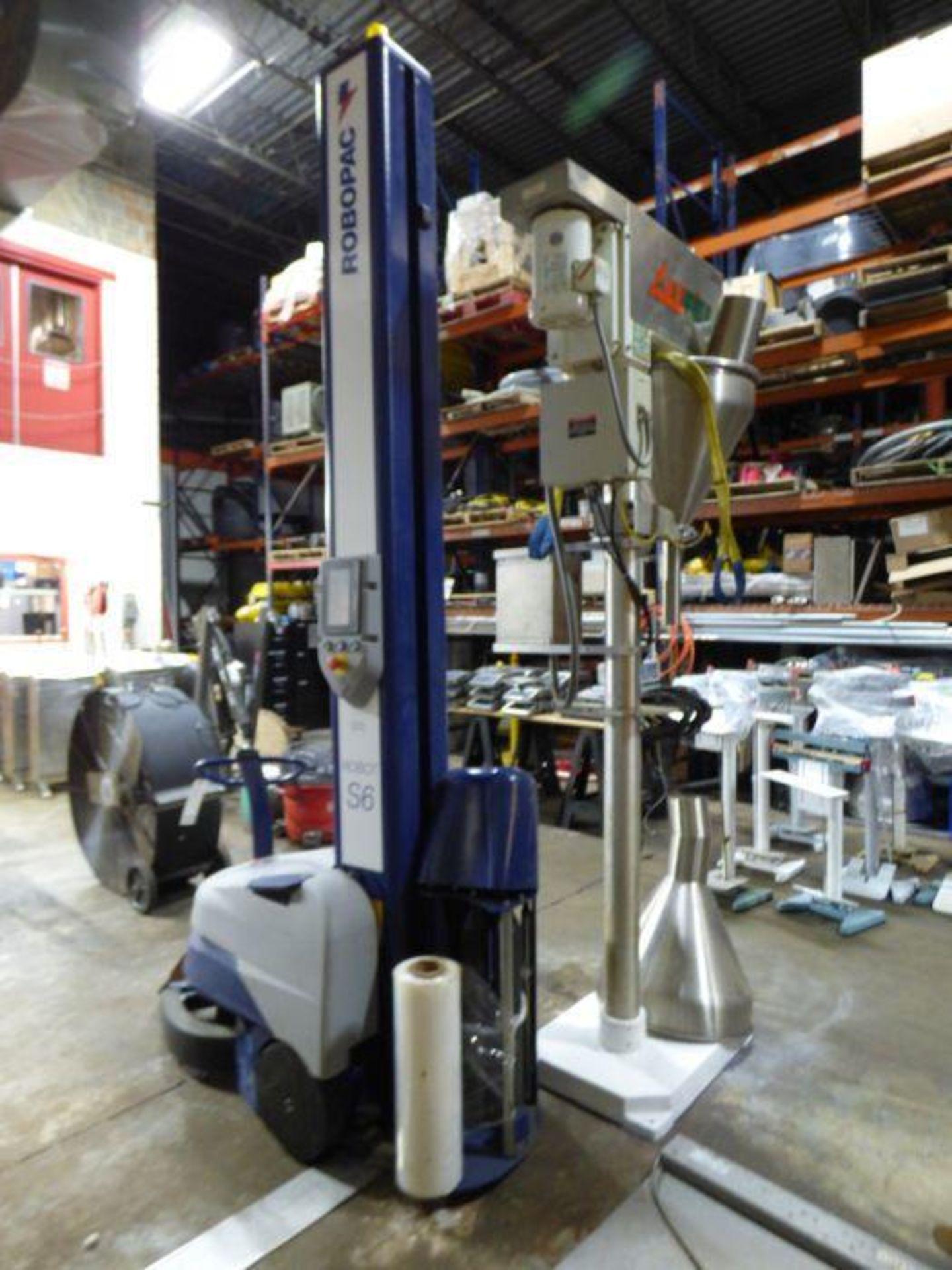 Lot 1070 - RoboPac Stretch Wrapper