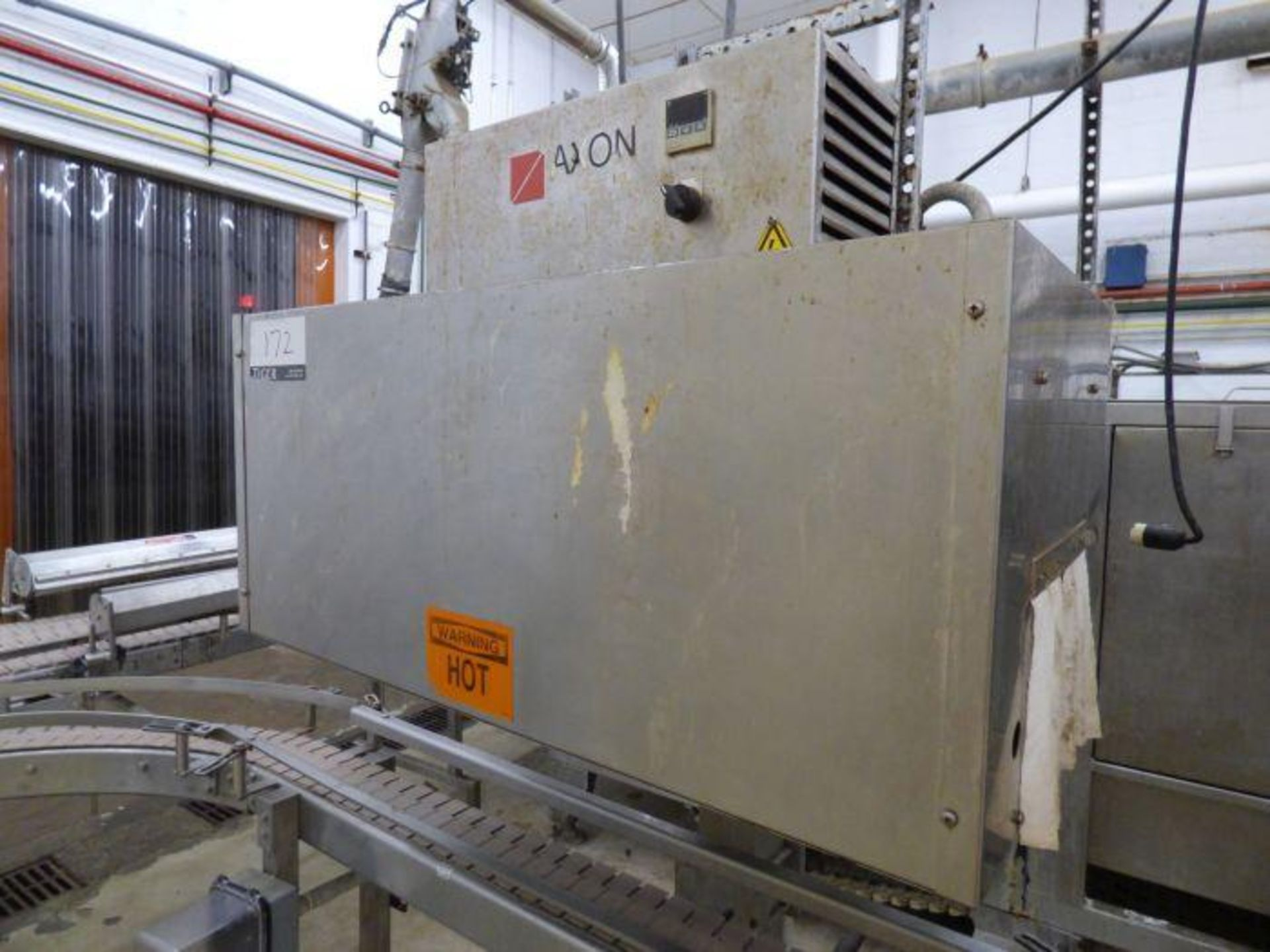 Axion Corp. Stainless Steel Shrink Tunnel - Image 3 of 4