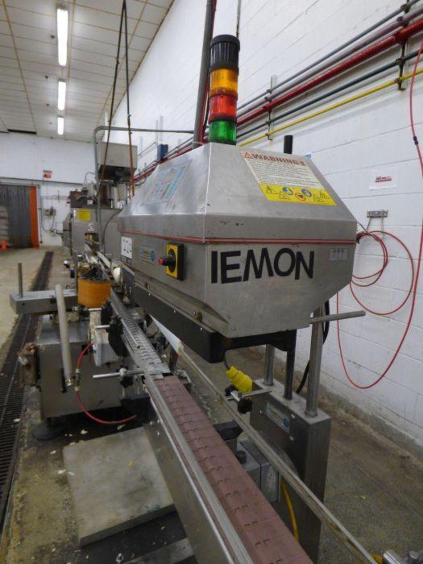 Lot 1215 - Lemon Juice Filling Line