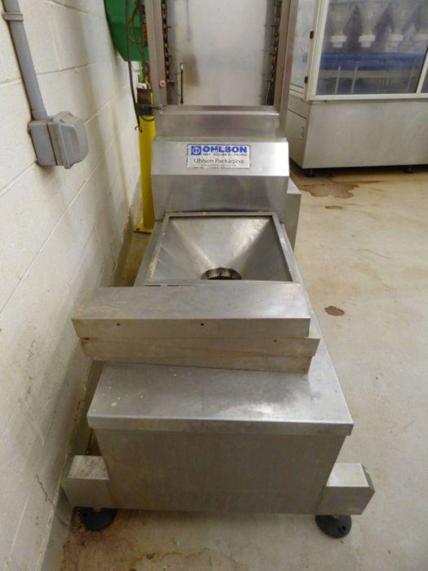 Ohlson Stainless Steel Bucket Elevator - Image 2 of 4