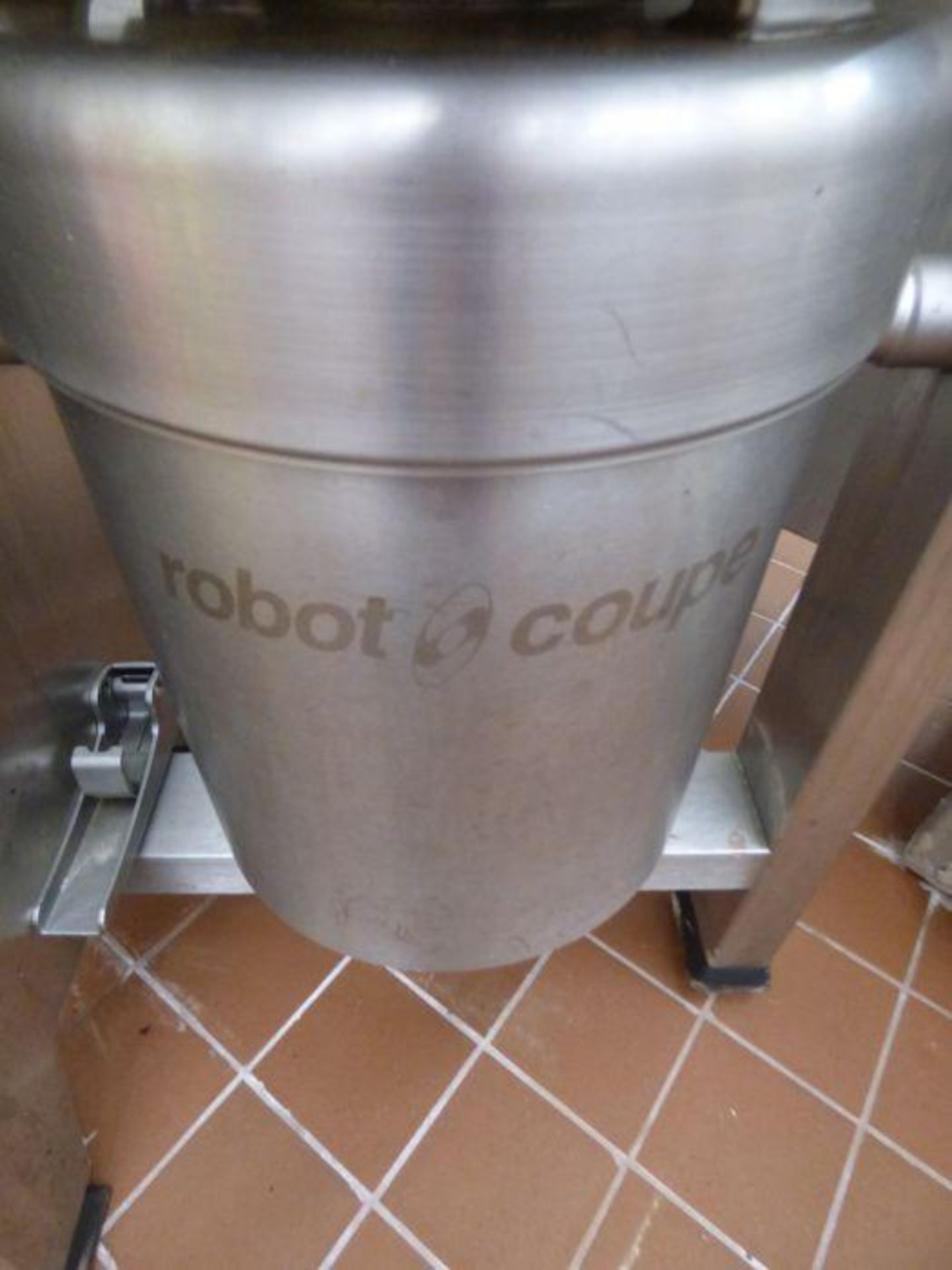 2014 Robot Coupe Vertical Cutter Mixer - Image 2 of 6