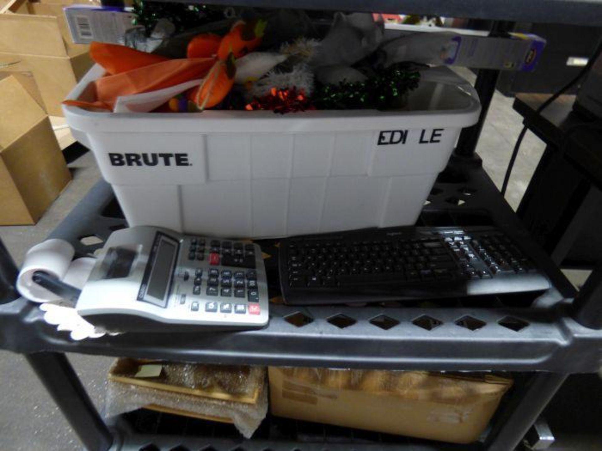 Lot 1345 - Lot of Office Equipment