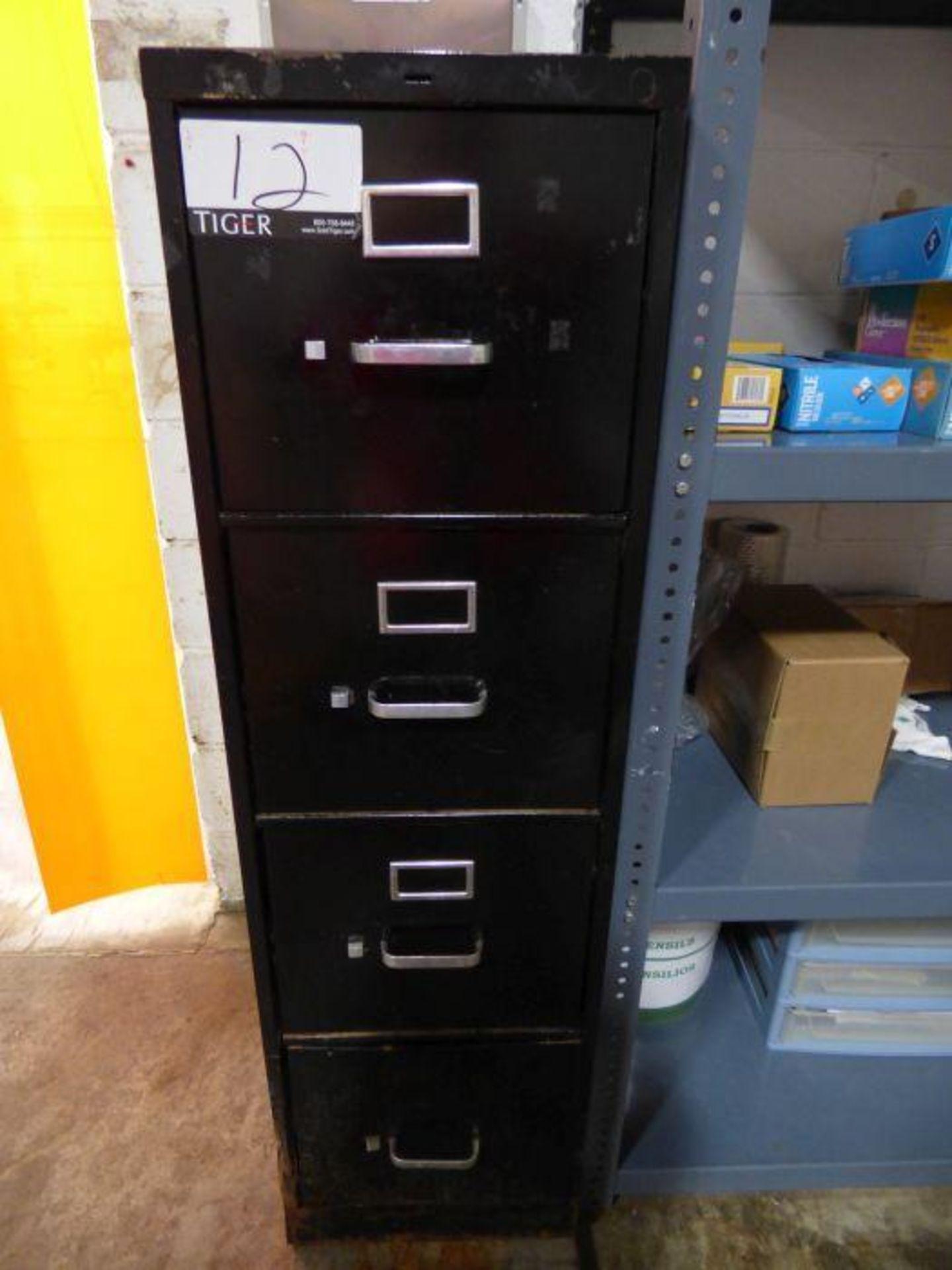 Lot 1012 - File Cabinet