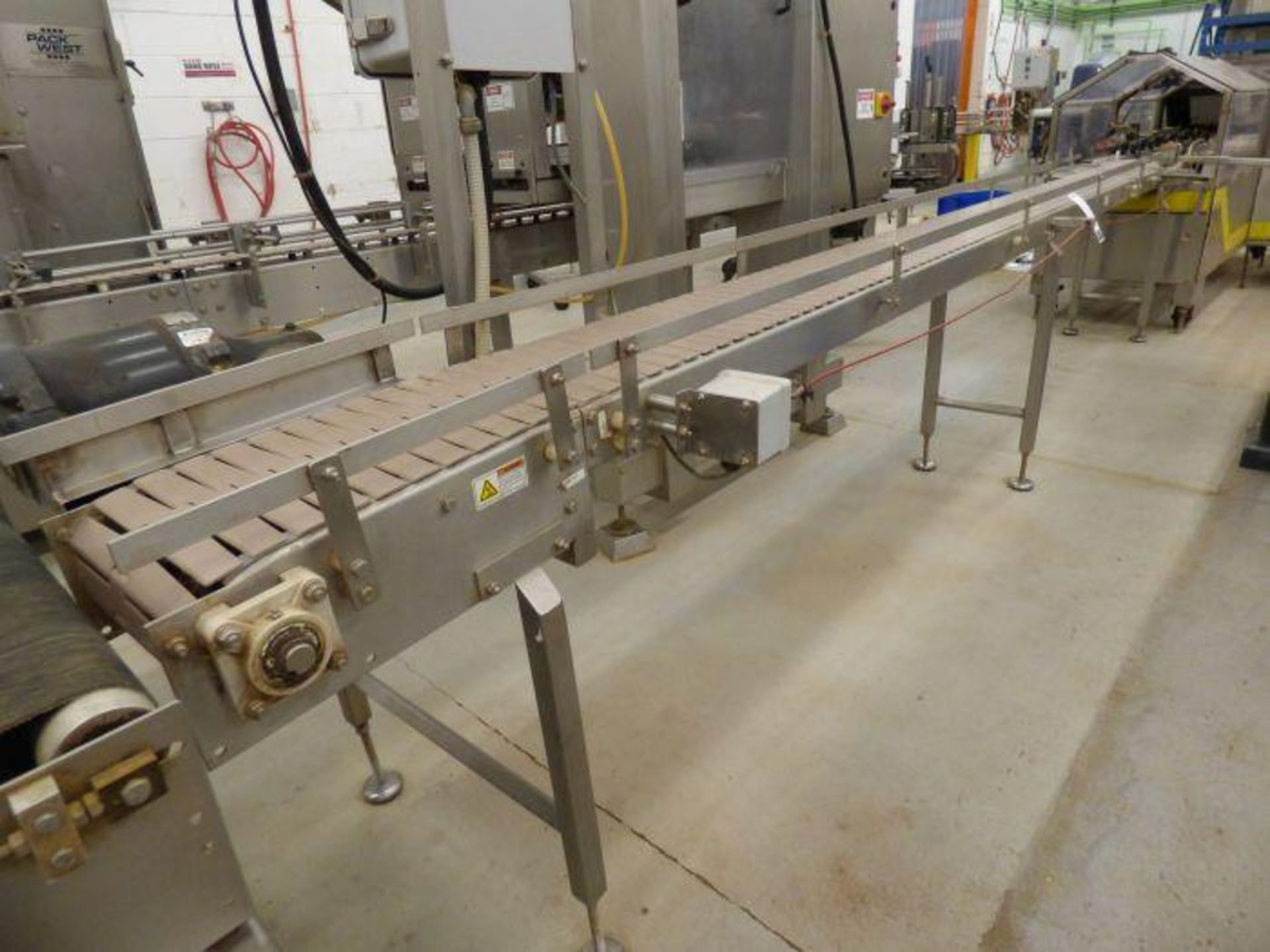 Lot 1255 - Conveyor Belt
