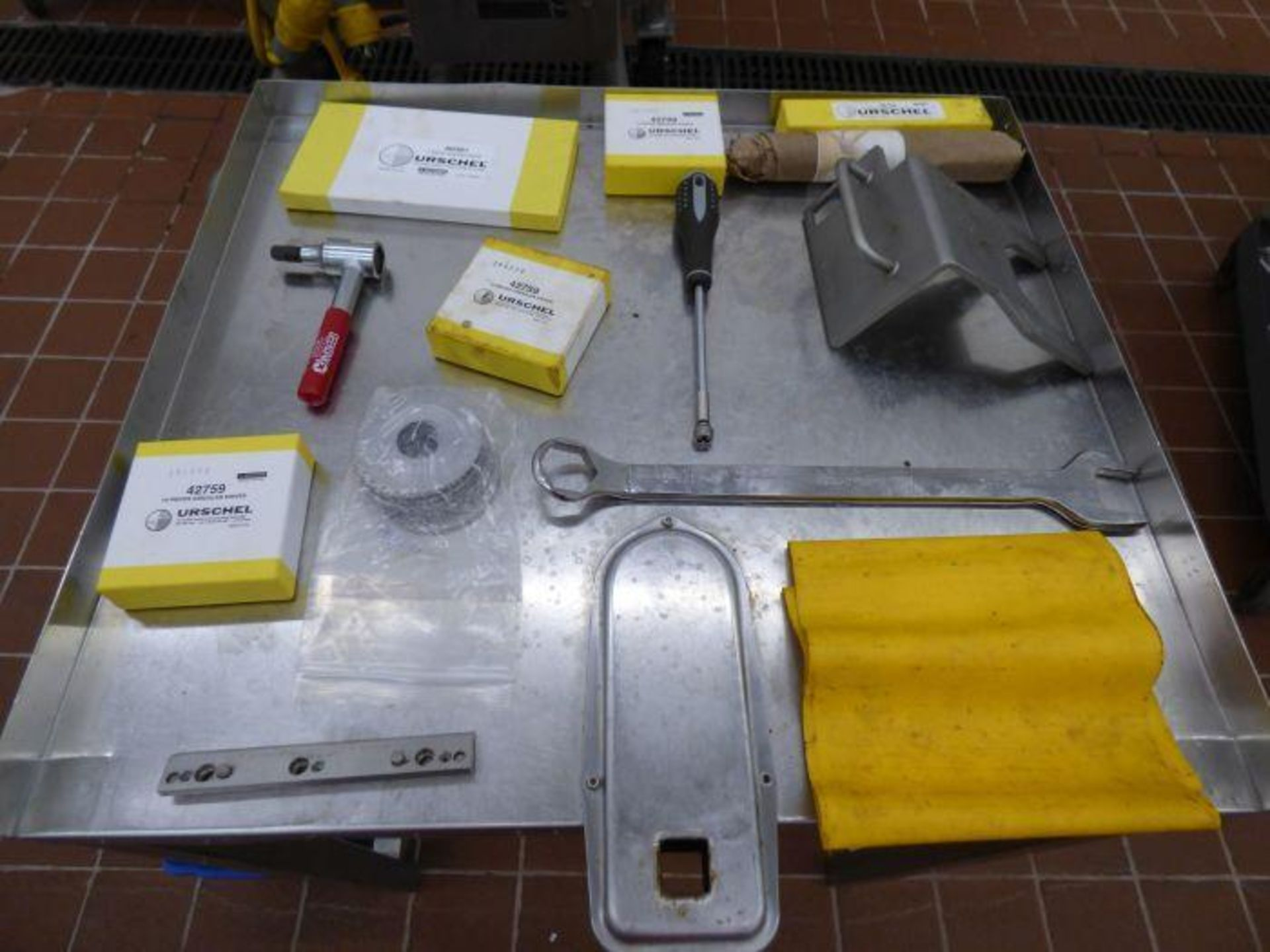 2015 Urshel Stainless Steel Dicer with Spare Parts - Image 10 of 25