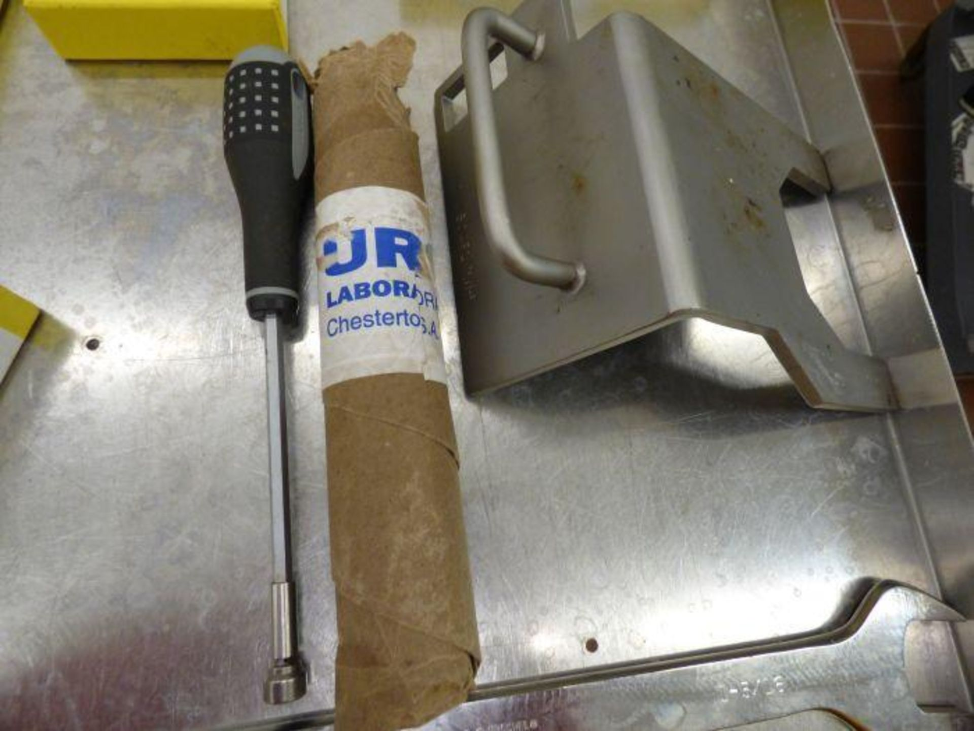 2015 Urshel Stainless Steel Dicer with Spare Parts - Image 15 of 25