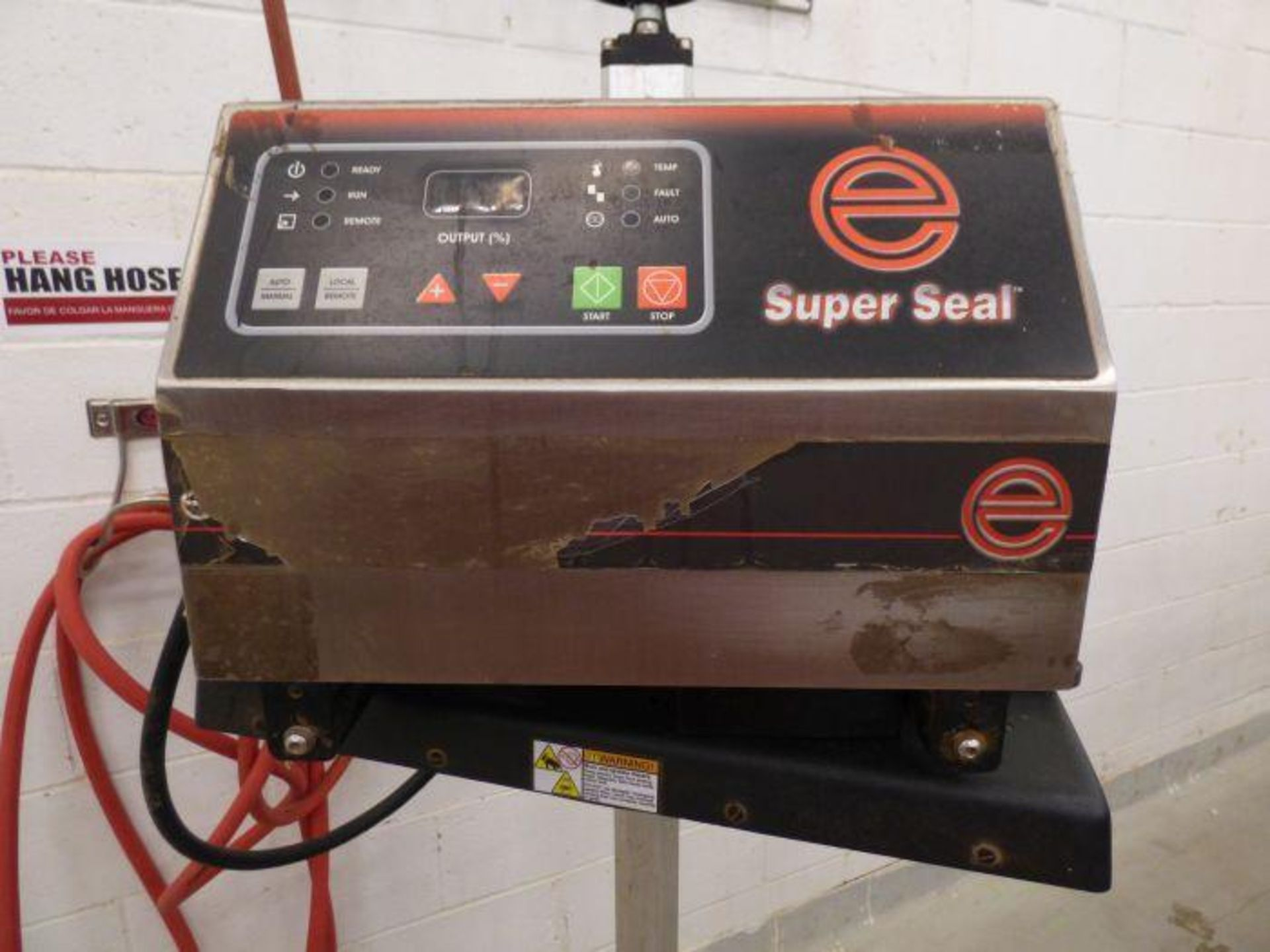 Enercon Super Seal Touch 100 with Spare Parts - Image 2 of 17