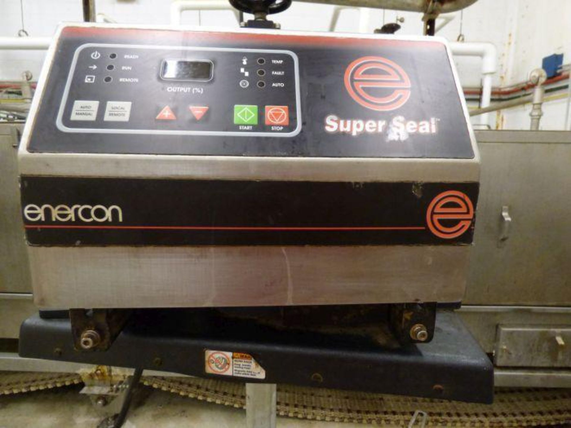 Enercon Super Seal Touch 100 with Spare Parts - Image 15 of 17