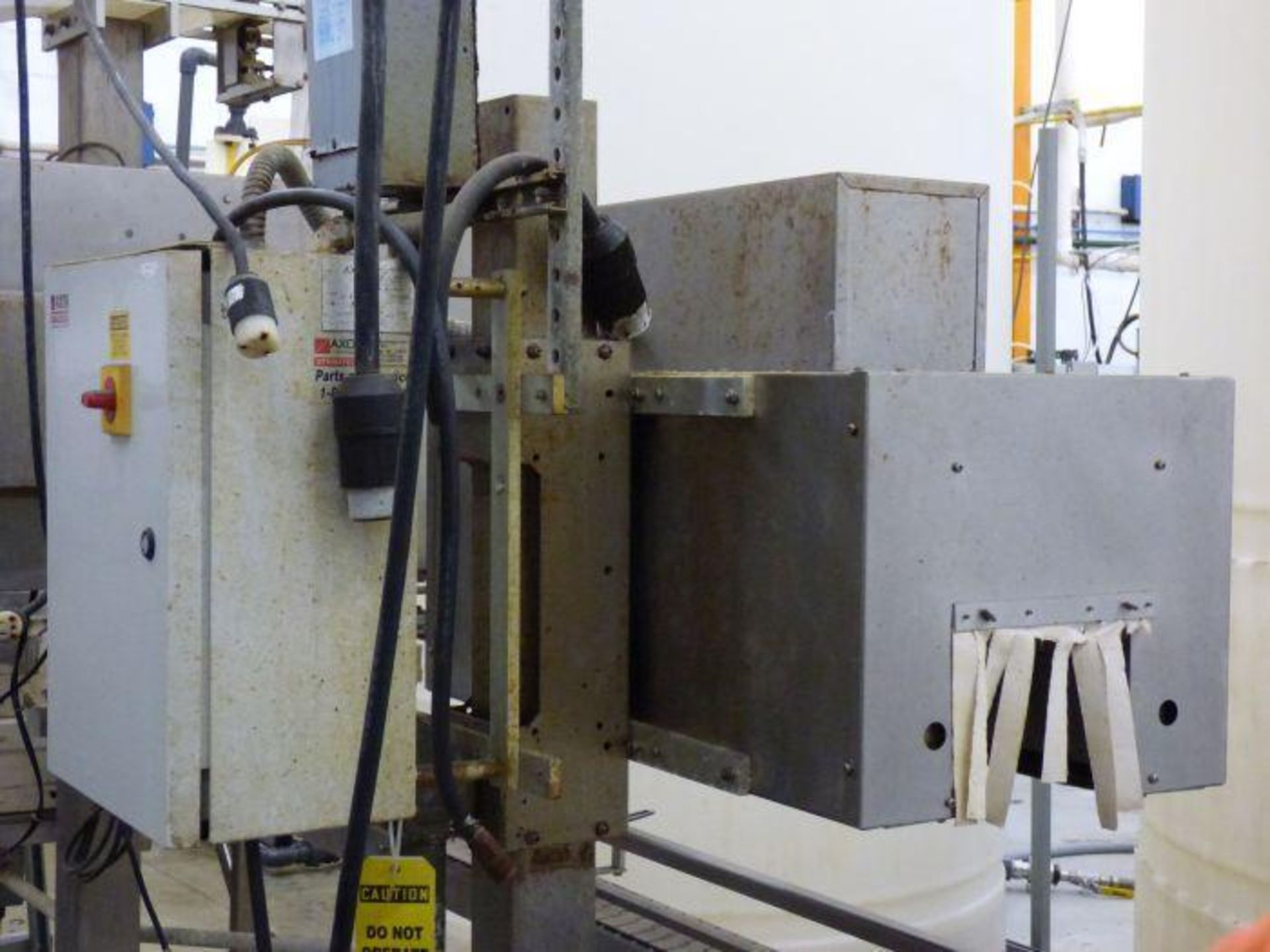 Axion Corp. Stainless Steel Shrink Tunnel - Image 2 of 4