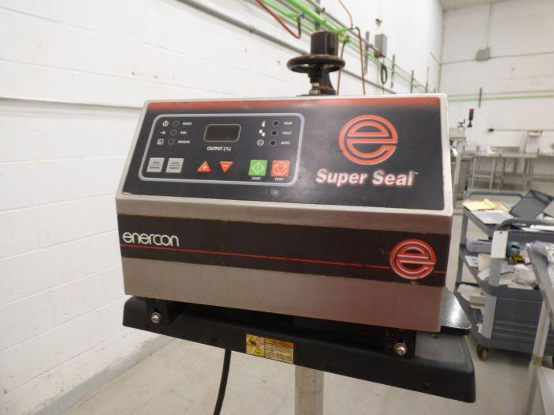 Enercon Super Seal Touch 100 with Spare Parts - Image 5 of 17